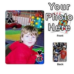 Deckofcards By Tegan Craig   Playing Cards 54 Designs   Bd6u7aiyyf5c   Www Artscow Com Front - Spade10