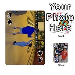 Jack Deckofcards By Tegan Craig   Playing Cards 54 Designs   Bd6u7aiyyf5c   Www Artscow Com Front - SpadeJ