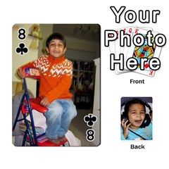 Lakshya Cards1 By Anshu   Playing Cards 54 Designs   R0d0pzn9w57z   Www Artscow Com Front - Club8