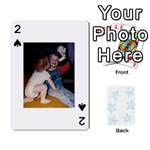 54  photo cards - Playing Cards 54 Designs