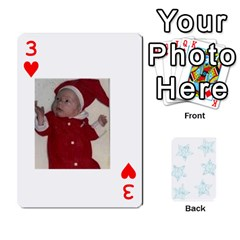 54  Photo Cards By Bonnie Peloquin   Playing Cards 54 Designs   2bz6u5o62qyq   Www Artscow Com Front - Heart3