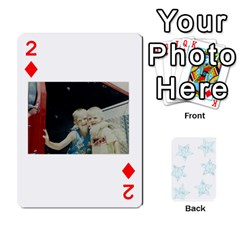 54  Photo Cards By Bonnie Peloquin   Playing Cards 54 Designs   2bz6u5o62qyq   Www Artscow Com Front - Diamond2
