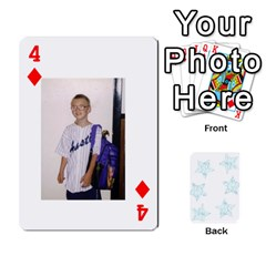 54  Photo Cards By Bonnie Peloquin   Playing Cards 54 Designs   2bz6u5o62qyq   Www Artscow Com Front - Diamond4