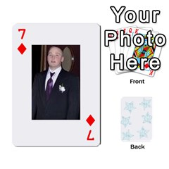 54  Photo Cards By Bonnie Peloquin   Playing Cards 54 Designs   2bz6u5o62qyq   Www Artscow Com Front - Diamond7