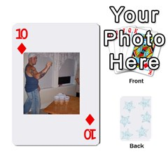 54  Photo Cards By Bonnie Peloquin   Playing Cards 54 Designs   2bz6u5o62qyq   Www Artscow Com Front - Diamond10