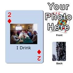 Kings Card Game  By Millie Kovatch   Playing Cards 54 Designs   8jltgzmziumx   Www Artscow Com Front - Diamond2