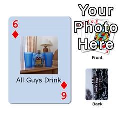 Kings Card Game  By Millie Kovatch   Playing Cards 54 Designs   8jltgzmziumx   Www Artscow Com Front - Diamond6