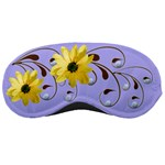 Floral Relaxation Blue - Sleeping Mask