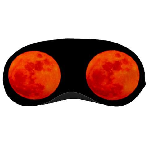 Moon Eyes By Jennifer Sneed   Sleeping Mask   Qinebowaxoe9   Www Artscow Com Front