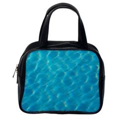 Cool Dude Pool Handbag By Catvinnat   Classic Handbag (two Sides)   Z0jduc5aq8z6   Www Artscow Com Back