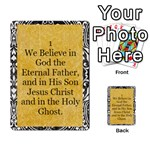Article of Faith _prophets - Multi-purpose Cards (Rectangle)