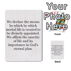 Article Of Faith  Prophets By Thehutchbunch Fuse Net   Multi Purpose Cards (rectangle)   Tsev4ux1p1mn   Www Artscow Com Back 51