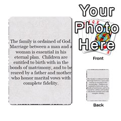 Article Of Faith  Prophets By Thehutchbunch Fuse Net   Multi Purpose Cards (rectangle)   Tsev4ux1p1mn   Www Artscow Com Front 53