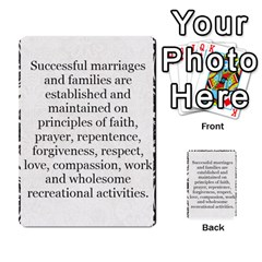 Article Of Faith  Prophets By Thehutchbunch Fuse Net   Multi Purpose Cards (rectangle)   Tsev4ux1p1mn   Www Artscow Com Front 54