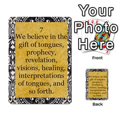 Article Of Faith  Prophets By Thehutchbunch Fuse Net   Multi Purpose Cards (rectangle)   Tsev4ux1p1mn   Www Artscow Com Front 7