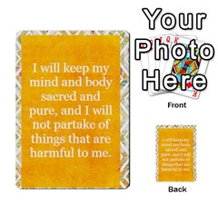Article Of Faith  Prophets By Thehutchbunch Fuse Net   Multi Purpose Cards (rectangle)   Tsev4ux1p1mn   Www Artscow Com Back 23