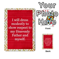 Article Of Faith  Prophets By Thehutchbunch Fuse Net   Multi Purpose Cards (rectangle)   Tsev4ux1p1mn   Www Artscow Com Back 24