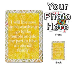 Article Of Faith  Prophets By Thehutchbunch Fuse Net   Multi Purpose Cards (rectangle)   Tsev4ux1p1mn   Www Artscow Com Back 28
