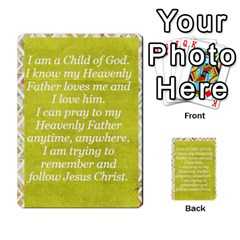 Article Of Faith  Prophets By Thehutchbunch Fuse Net   Multi Purpose Cards (rectangle)   Tsev4ux1p1mn   Www Artscow Com Back 29