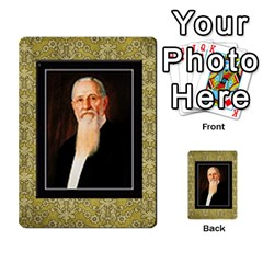 Article Of Faith  Prophets By Thehutchbunch Fuse Net   Multi Purpose Cards (rectangle)   Tsev4ux1p1mn   Www Artscow Com Front 42