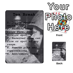 Iabsm Soviet Cards 2 By Brian Weathersby   Multi Purpose Cards (rectangle)   Tk5jz3ssqqtp   Www Artscow Com Front 2