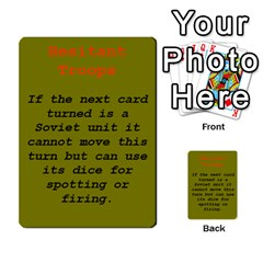 Iabsm Soviet Cards 2 By Brian Weathersby   Multi Purpose Cards (rectangle)   Tk5jz3ssqqtp   Www Artscow Com Front 12