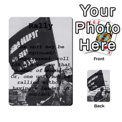 Iabsm Soviet Cards 2 By Brian Weathersby   Multi Purpose Cards (rectangle)   Tk5jz3ssqqtp   Www Artscow Com Front 13