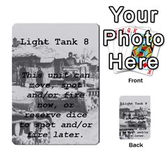 Iabsm Soviet Cards 2 By Brian Weathersby   Multi Purpose Cards (rectangle)   Tk5jz3ssqqtp   Www Artscow Com Front 16