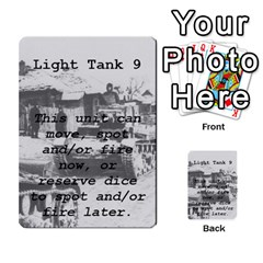 Iabsm Soviet Cards 2 By Brian Weathersby   Multi Purpose Cards (rectangle)   Tk5jz3ssqqtp   Www Artscow Com Front 17