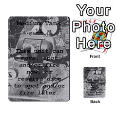 Iabsm Soviet Cards 2 By Brian Weathersby   Multi Purpose Cards (rectangle)   Tk5jz3ssqqtp   Www Artscow Com Front 30