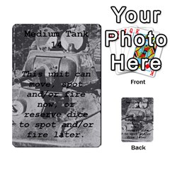 Iabsm Soviet Cards 2 By Brian Weathersby   Multi Purpose Cards (rectangle)   Tk5jz3ssqqtp   Www Artscow Com Front 33