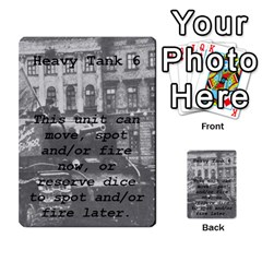 Iabsm Soviet Cards 2 By Brian Weathersby   Multi Purpose Cards (rectangle)   Tk5jz3ssqqtp   Www Artscow Com Front 36