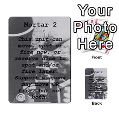 Iabsm Soviet Cards 2 By Brian Weathersby   Multi Purpose Cards (rectangle)   Tk5jz3ssqqtp   Www Artscow Com Front 50