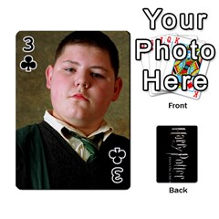 Harry Potter Playing Cards By Mark C Petzold   Playing Cards 54 Designs   41vwjvfrukj9   Www Artscow Com Front - Club3