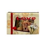 Love bag - Cosmetic Bag (Medium)