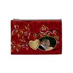 red bag - Cosmetic Bag (Medium)