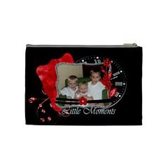 Daddys Bag By Brookieadkins Yahoo Com   Cosmetic Bag (medium)   9g9juiekzy6r   Www Artscow Com Back