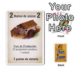 San Juan Hq 2 By Doom18   Playing Cards 54 Designs   B0c33qzs8m3m   Www Artscow Com Front - Diamond2