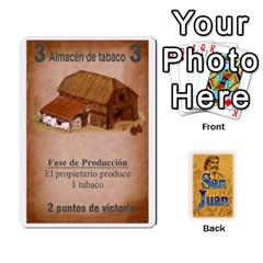 San Juan Hq 2 By Doom18   Playing Cards 54 Designs   B0c33qzs8m3m   Www Artscow Com Front - Diamond9