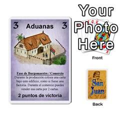 Queen San Juan Hq 3 Y Ampliación By Doom18   Playing Cards 54 Designs   Hssmgv280c5g   Www Artscow Com Front - DiamondQ