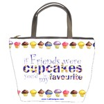 Alana Loves Cupcakes Bucket Bag
