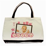 happy baby - Basic Tote Bag