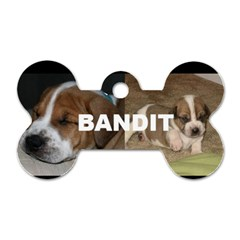 Bandit By Lauren   Dog Tag Bone (two Sides)   9h729h6hi4yn   Www Artscow Com Back