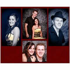 Family Photos Finished By Jason   Collage 8  X 10    Crhpevtbs55e   Www Artscow Com 10 x8 Print - 1
