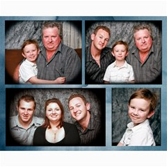 Family Photos Finished By Jason   Collage 8  X 10    Crhpevtbs55e   Www Artscow Com 10 x8 Print - 2