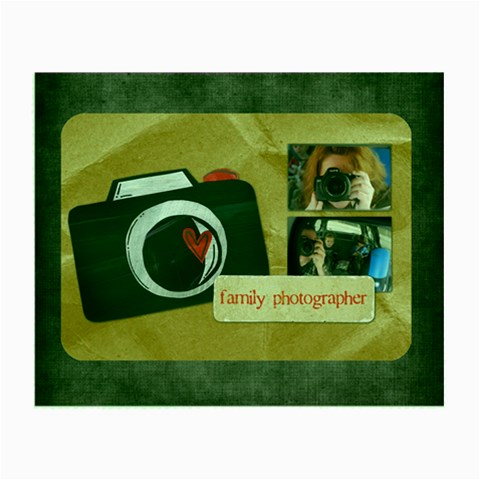 Custom Glasses Cloth For Camera Bag By Sherri Tierney   Small Glasses Cloth   1588sv6686h0   Www Artscow Com Front