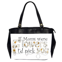 Mothers Day Oversized Bag  Copy Me By Catvinnat   Oversize Office Handbag (2 Sides)   Jg6g9l4buv92   Www Artscow Com Front