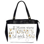 Mothers Day Oversized Bag  copy me - Oversize Office Handbag (2 Sides)