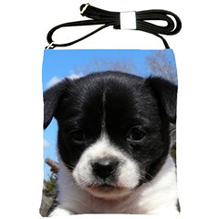 How Much is That Doggy in The Window Shoulder Sling Bag by grizzlyp30