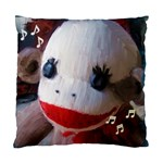 Sock Monkey 2 pillow case - Standard Cushion Case (Two Sides)